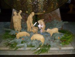 Betlém v naší kapli