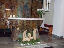 Betlém v kapli sv. Václava