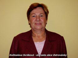 ZO - Květoslava Svršková